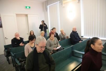 Tarankovi tapja Juri Vorobei kohtuistung 27. veebruar 201731