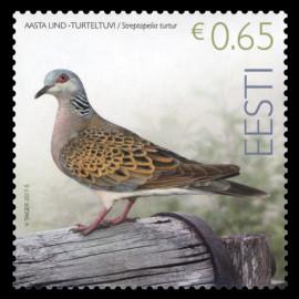 Turteltuvi postmark