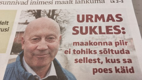 Urmas Sukles (urmas lauri)