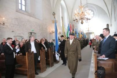 Vabariigi aastapäev toomkirikus. Tarmula04