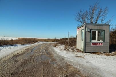 Vormsi jäätee ehitus 081