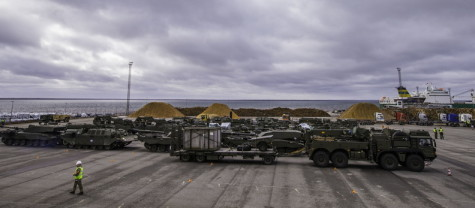Brittide lahingutehnika saabumine Eestisse.22.01 (18)