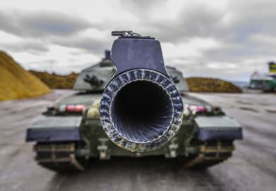Brittide lahingutehnika saabumine Eestisse.22.01 (24)