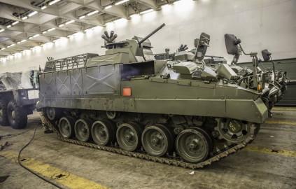 Brittide lahingutehnika saabumine Eestisse.22.01 (4)