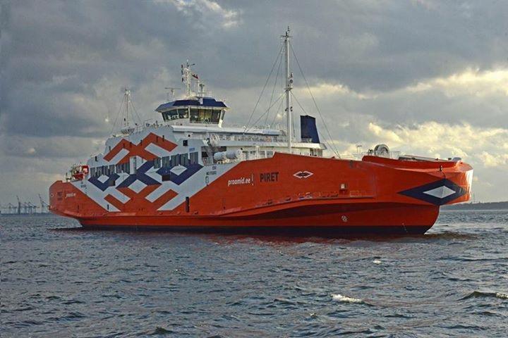 P/L Piret (ts laevad)