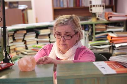 Martna raamatukogu Anu Huusi Foto: Arvo Tarmula