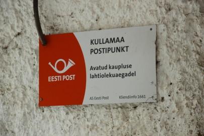 Kullamaa postipunkt 013