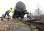 Raudteemuuseumi veeremi toomine Haapsallu. Tarmula42
