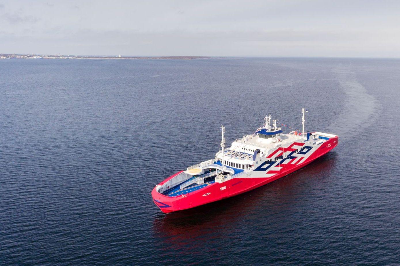 Parvlaev Tiiu (TS Laevad)