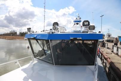 Politseikaatri saabumine. Tarmula0129