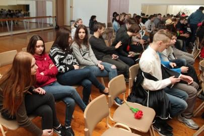 Roosi ja raamatu päev Nikolai koolis 074
