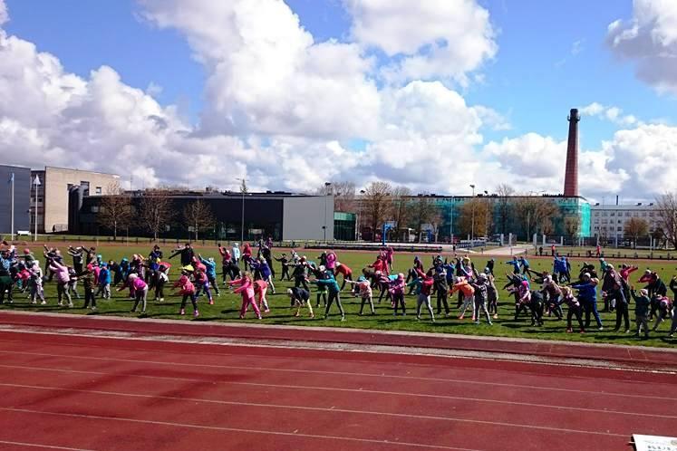 Algklasside olümpia (2)
