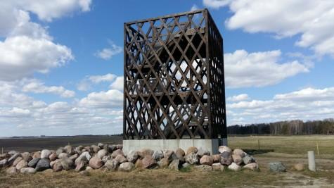 Hirve torn Pärnus - foto autor Kristiina Kübarsepp