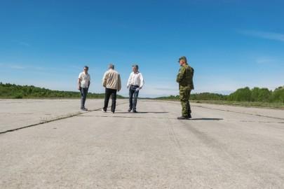 Kiltsi lennuväli, Lennuamet, Andres Huul19