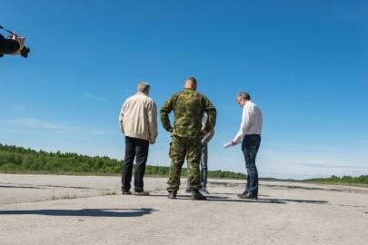 Kiltsi lennuväli, Lennuamet, Andres Huul21