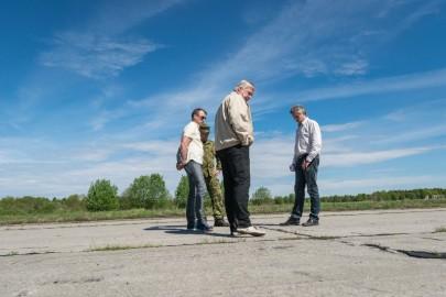 Kiltsi lennuväli, Lennuamet, Andres Huul23