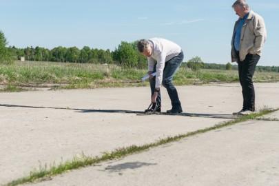 Kiltsi lennuväli, Lennuamet, Andres Huul30