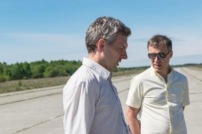 Kiltsi lennuväli, Lennuamet, Andres Huul33