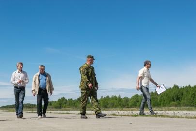 Kiltsi lennuväli, Lennuamet, Andres Huul39