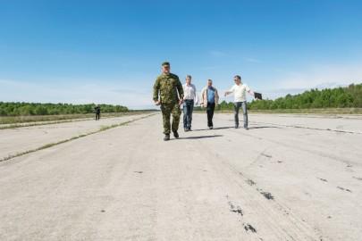 Kiltsi lennuväli, Lennuamet, Andres Huul40