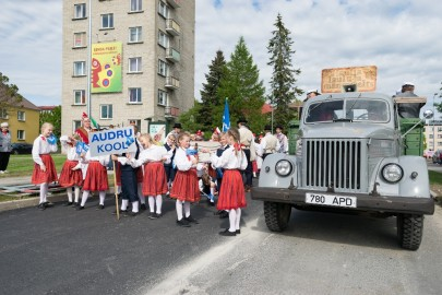 Läänemaa tantsupeo rongkäik 201706