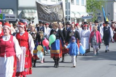 Läänemaa tantsupidu Foto Arvo Tarmula010