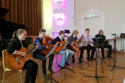 Muusikakooli kontsert 1