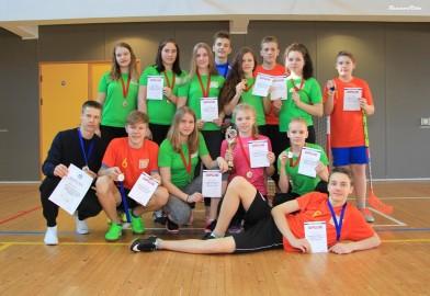 Oru kooli edukad võistkonnad