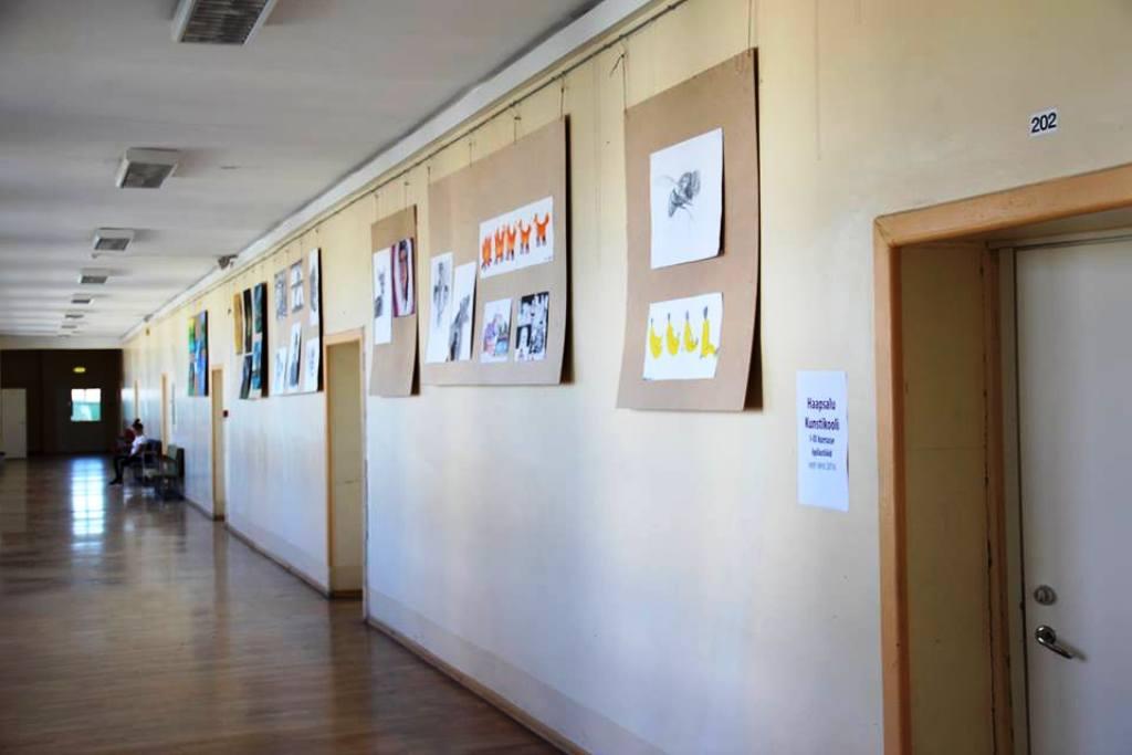 põhikooli ja kunstikooli näitusevahetus (1)