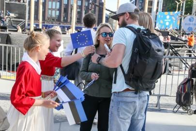 Eesti EL eesistumise avakontsert Foto Peeter Langovits01