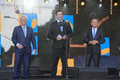 Eesti EL eesistumise avakontsert Foto Peeter Langovits16