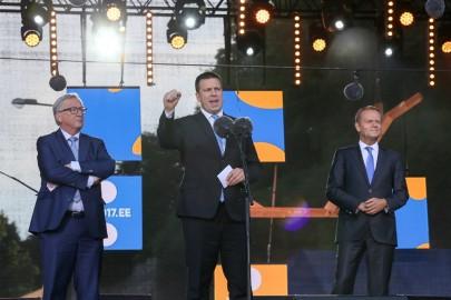 Eesti EL eesistumise avakontsert Foto Peeter Langovits17