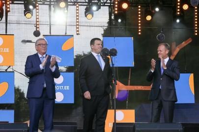 Eesti EL eesistumise avakontsert Foto Peeter Langovits18