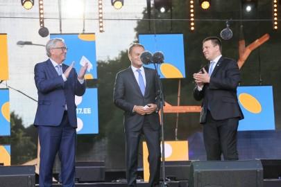 Eesti EL eesistumise avakontsert Foto Peeter Langovits20
