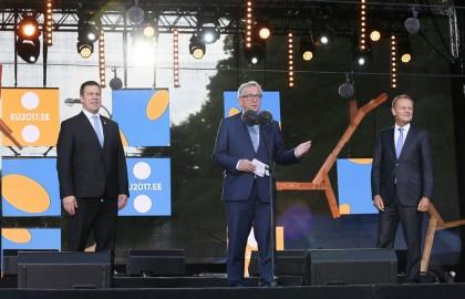Eesti EL eesistumise avakontsert Foto Peeter Langovits22