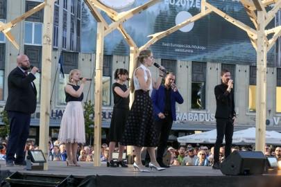 Eesti EL eesistumise avakontsert Foto Peeter Langovits24