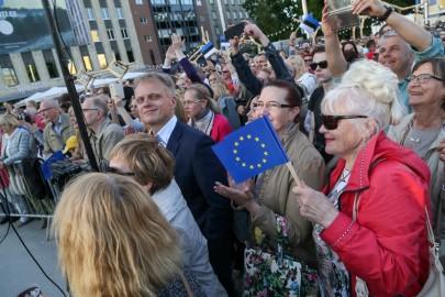 Eesti EL eesistumise avakontsert Foto Peeter Langovits40