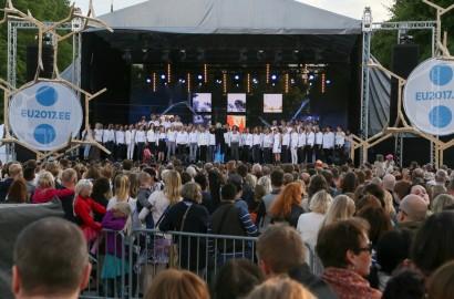 Eesti EL eesistumise avakontsert Foto Peeter Langovits41