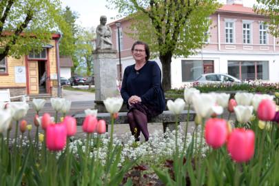 Gülnar Murumägi Foto: Arvo Tarmula