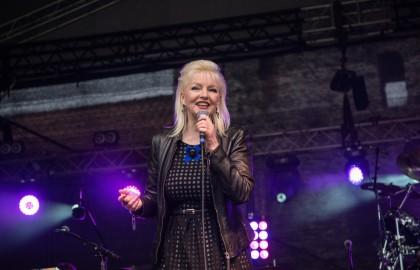 Marju Länik, Haapsalu jaanipidu Foto Lemmi Kann12