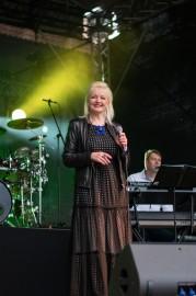 Marju Länik, Haapsalu jaanipidu Foto Lemmi Kann16