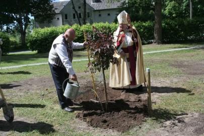 Reformatsiooni aastapäev Kullamaal. Tarmula20
