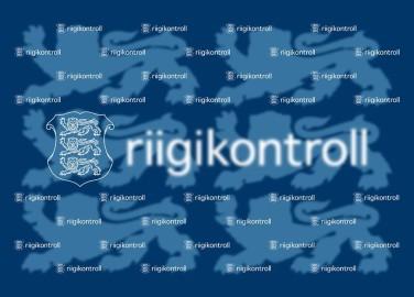 Riigikontroll pilt: riigikontroll