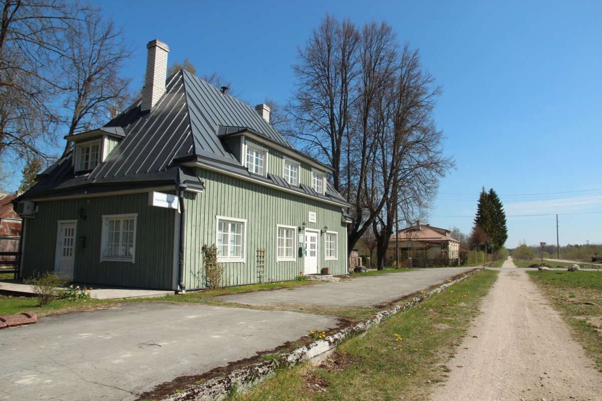 Riisipere-Turba raudtee 061