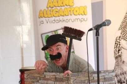 Arne Alligaator Iloni imedemaal (arvo tarmula) (9)