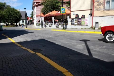 Kollan joon, parkimine Foto Arvo Tarmula