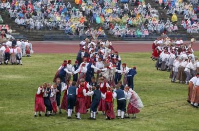 Tantsupidu esimene etendus 30. juuni Foto Peeter Langovits34