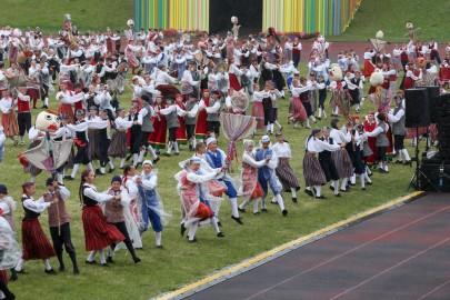 Tantsupidu esimene etendus 30. juuni Foto Peeter Langovits35
