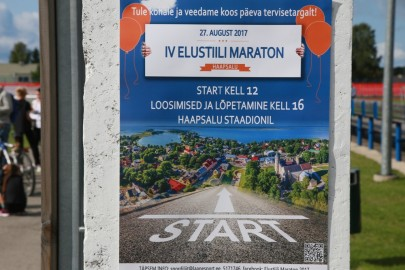 Elustiili maraton 2017. Tarmula0101