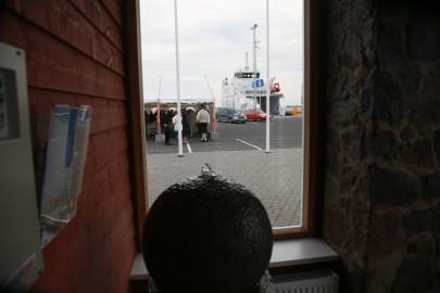 Sviby sadama avamine. Tarmula098